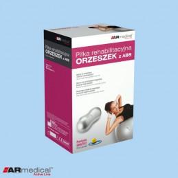 Piłka rehabilitacyjna Orzeszek z ABS - ARMEDICAL