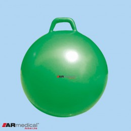 Piłka rehabilitacyjna HOPPER z uchwytem - ARMEDICAL